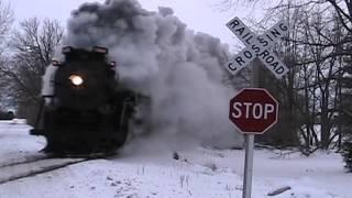 Pere Marquette 1225 - Polar Express 2008