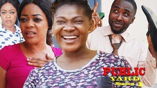 Public Yard Season 1 - Mercy Johnson|2019 Latest Nigerian Nollywood Movie