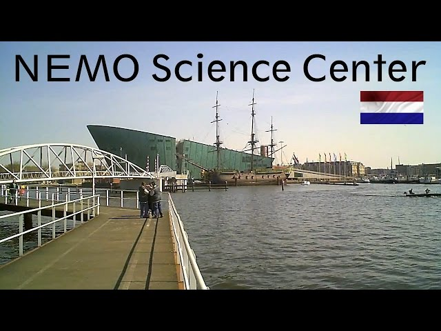 NEMO Science Center - Amsterdam, Holland [HD]