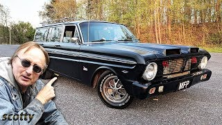 Here'S Why Every Teenager Should Have A Car Like This - 1965 Ford Falcon Wagon