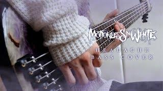 Motionless In White - Headache | Bass Cover