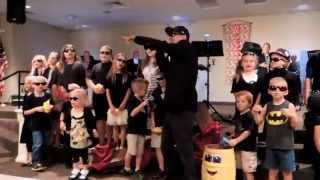 Tony Truth ft. Kingdom Kids - Psalm 46:1