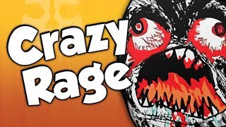 CRAZY RAGE! (Call of Duty: Ghosts Funny Moments)