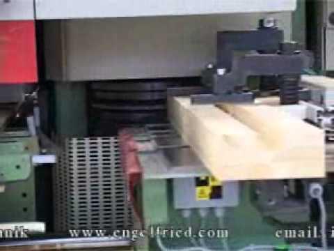 Weinig Unicontrol 10 Winkelanlage Window Production Center