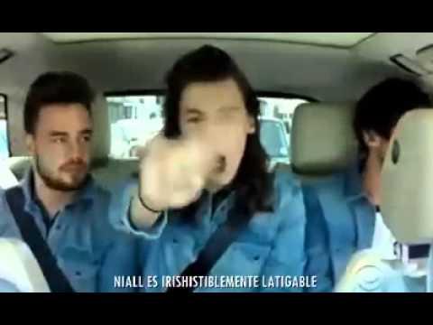 No Control One Direction Carpool Karaoke