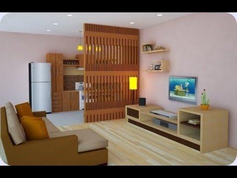 Desain Ruang Tamu Minimalis Ukuran 2x2 inspirasi ruang tamu ukuran 2x2 simpel keren minimalis by