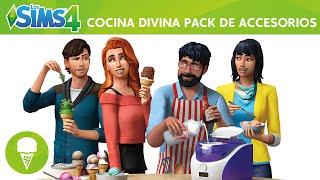Los Sims 4 Cocina Divina Pack de Accesorios: tráiler oficial
