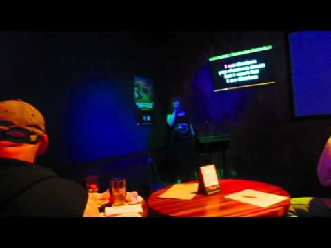 My karaoke cover of Sia's Titanium at Topspin Karaoke 01/24/2016!
