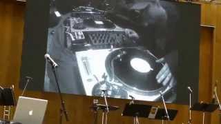 Kid Koala - Drunk Trumpet @ Stern Grove Festival (HD)