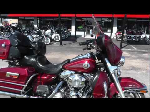 Used 2000 Harley-Davidson Ultra Classic Motorcycle For Sale