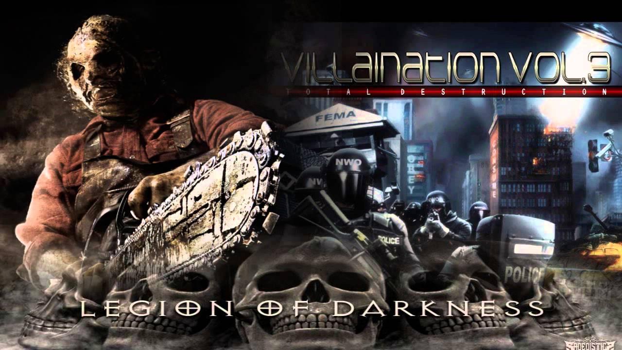 Chainsaw Symphony: Chainsaw Symphony Feat. DJ Villain