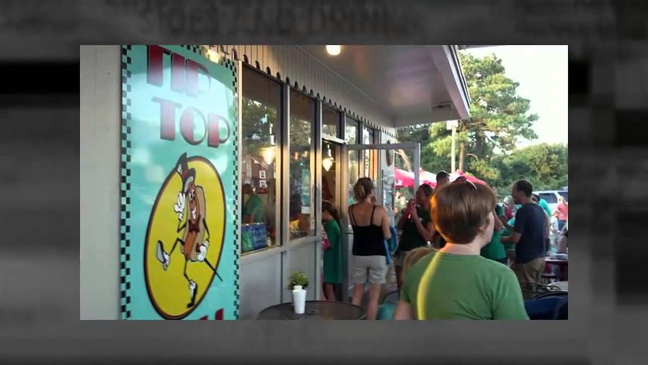 Restaurants In Birmingham Al Tip Top Grill Bluff Park Review Youtube