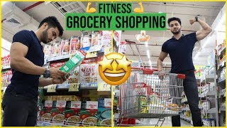 Fitness Grocery Shopping | Bodybuilding and Lifestyle Products |