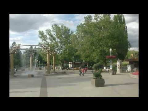 Spokane, WA and Coeur d'Alene, ID