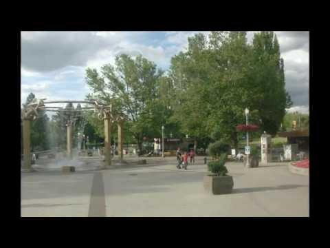 Spokane, WA and Coeur d'Alene, ID