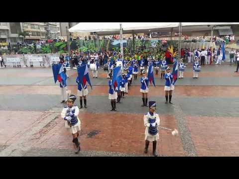 Banda Real Santiago de Cali  - Coreografia Concurso Dacapo Armenia 2017