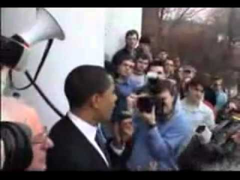 In 2006 then Senator Obama Campaigned for Bernie Sanders in Vermont