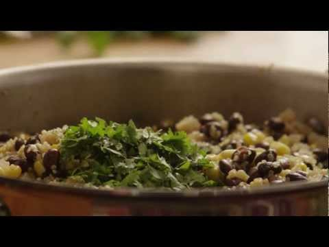 How to Make Quinoa and Black Beans | Allrecipes.com