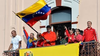 Venezuela cuts ties with U.S., China vows not to interfere