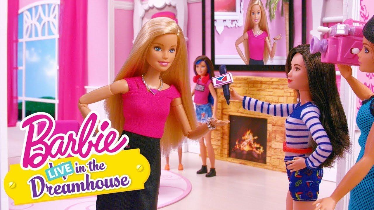 Rüya Evi'ndeki sihir dolu anlar   Barbie'nin Rüya Evi Maceraları   @Barbie Türkiye