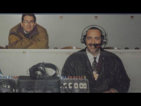 Andrés San José, la voz del baloncesto en la radio de Valladolid