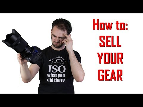 How To SELL YOUR GEAR