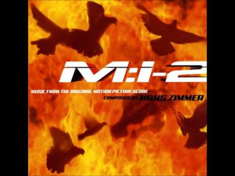 Soundtrack: Mission Impossible 2 full score  Hans Zimmer