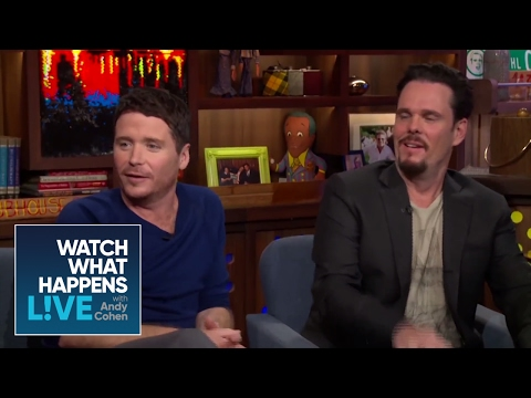 Kevin Connolly on Visiting Michael Jackson's Neverland Ranch | WWHL