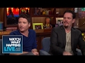 Kevin Connolly on Visiting Michael Jackson's Neverland Ranch - WWHL