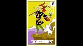 El Tarot como meditación - El Loco - Arcano 0