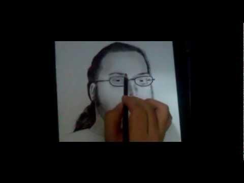 Gordo Friki (meme) - Dibujo Rápido - Speed Draw | Lemarq |
