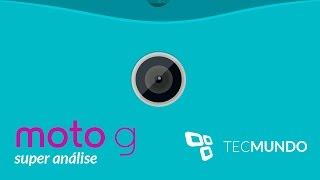 Novo Moto G (2014) [Análise] - TecMundo thumbnail