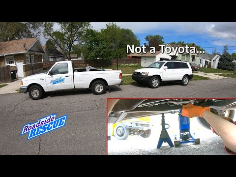 Toyota making strange noise diagnosis.