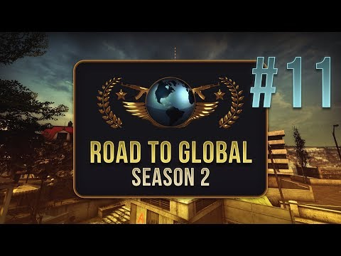 OPEN TEAM IN MM?! - CS:GO Road to Global Season 2 Episode 11