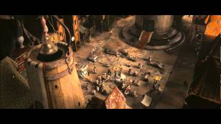 The Tale of Despereaux Official Trailer #1 - Dustin Hoffman Movie (2008) HD