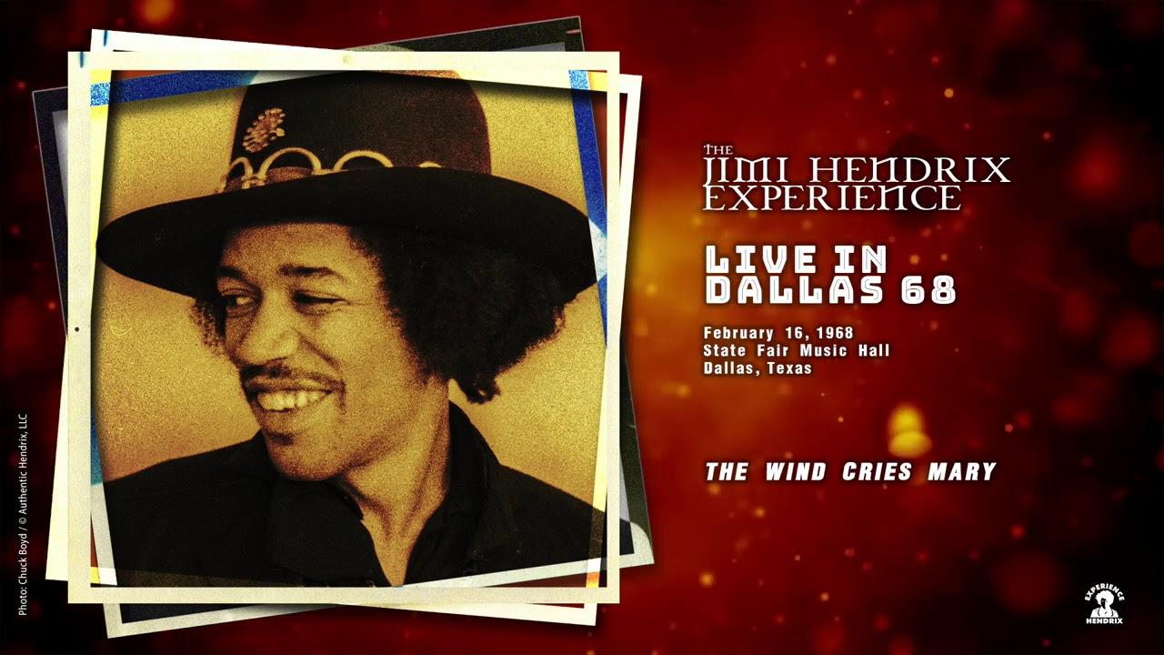 1968-02-16   The Jimi Hendrix Experience: Live In Dallas '68