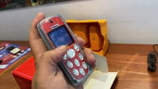 Nokia 3200 Vodafone Full Box