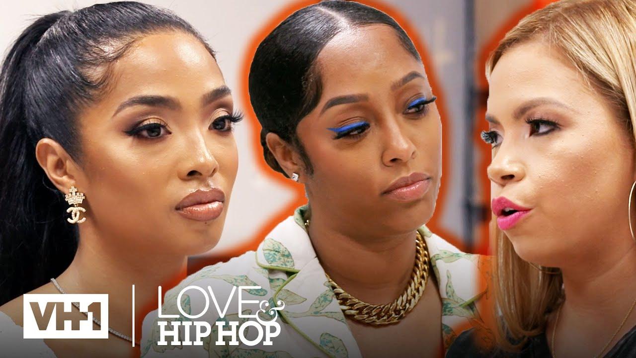 "Princess, Neri & Shelah Come To An ""Understanding"" at the Juice Bar 🥤 Love & Hip Hop: Miami"