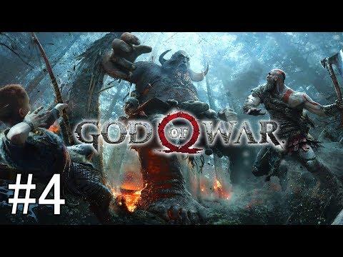 GOD OF WAR PS4 - Let's Play #4 [FR]