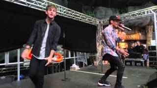 IM5 - Thorpe Park - Love Thing - 29/8/15