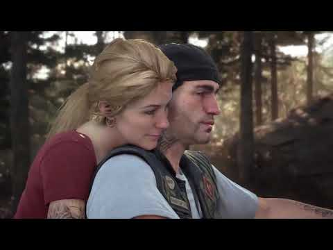 Days Gone - E3 2016 Gameplay  PS4 (New Zombie Survival Horror)