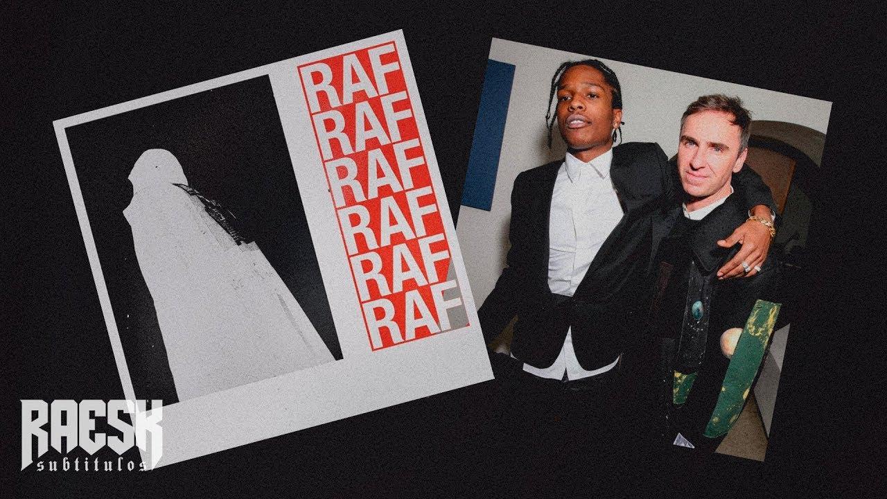 A$AP Rocky, Playboi Carti, Quavo, Lil Uzi Vert & Frank Ocean RAF (Lyrics & Subtitulado)