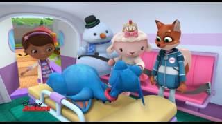 Dottoressa Peluche - Ospedale dei giocattoli - La caduta da cavallo - Dall'episodio 97