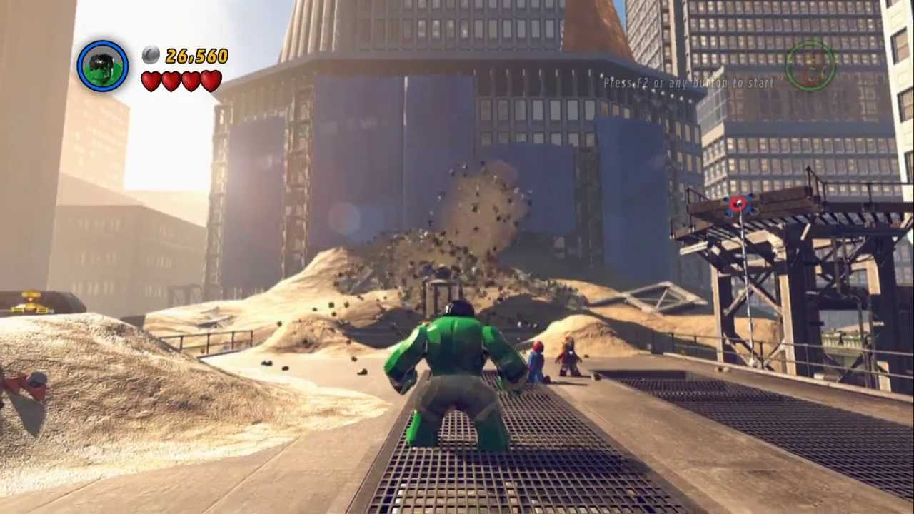 How to Download & Install LEGO Marvel Super Heroes 2