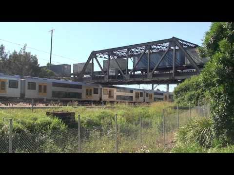 Port Botany line 7 -- Suburban Freight