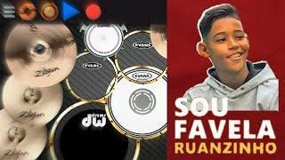 Baixar Real Drum 🎶Ruanzinho - Sou Favela ( Batidão romântico)🎶 Nilkson Drummer