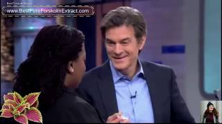 How to Lose Weight with Forskolin? Forskolin Weight Loss Review Dr Oz!