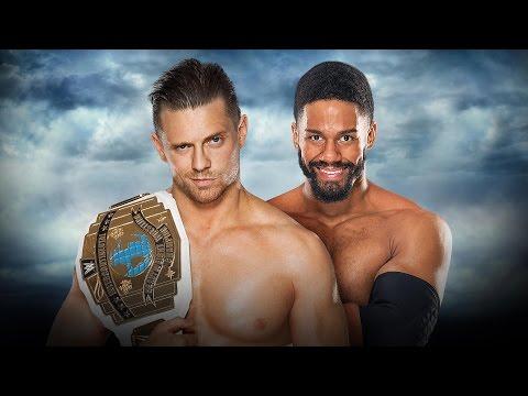 WWE BATTLEGROUND 2016 - The Miz Vs Darren Young