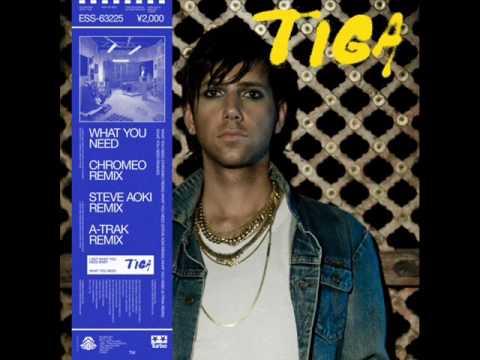 Tiga - What You Need (A-Trak Remix)