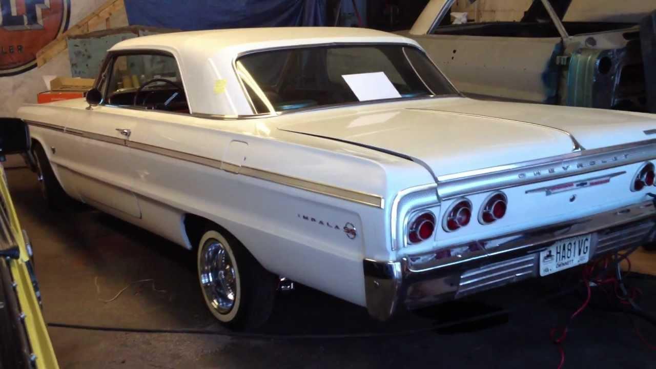 1964 Impala Lowrider Cce Hydraulics Simulator Youtube
